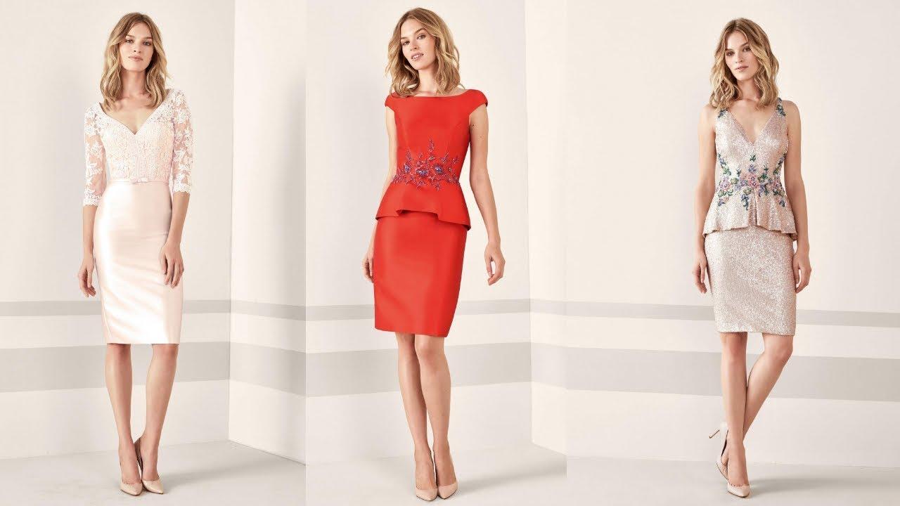 Vestidos De Fiesta Cortos De Moda 2020 Fashion Love