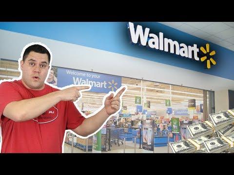 Retail Arbitrage At Walmart - How Anybody Can Make $5,000/Month