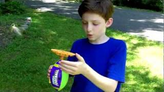 Gazillion Bubble Football Product Review - Outdoor Toys