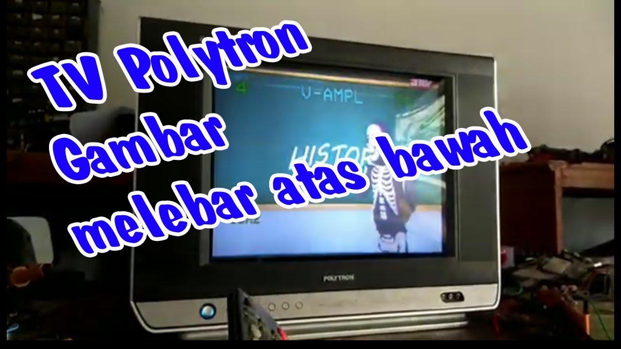 Tv Tcl Gambar Melebar Samping By Min Servis 2