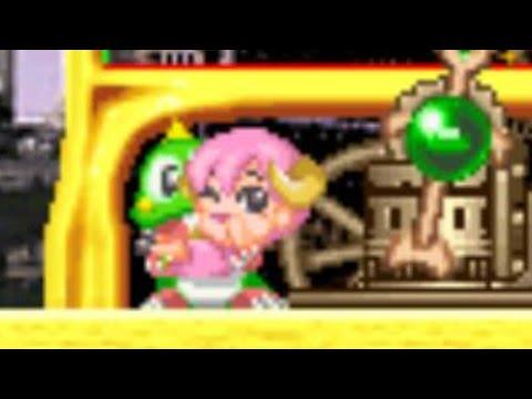 Super Puzzle Bobble VS CPU: Chain reaction (Woolen) MAME arcade