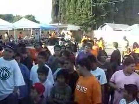 campaña evangelistica 2008 / Youth outreach