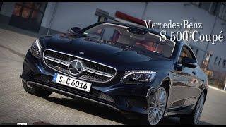 Fahrbericht/Testdrive Mercedes-Benz S-Klasse Coupé S 500 // Mercedes-Fans.de
