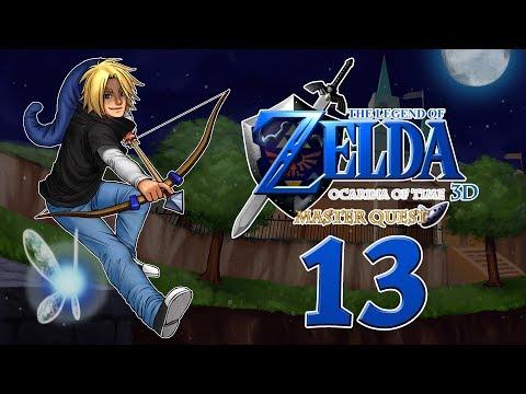 Let's Play Zelda Ocarina of Time 3D Master Quest [German][♥♥♥][#13] - Tolle blaue Flöte!
