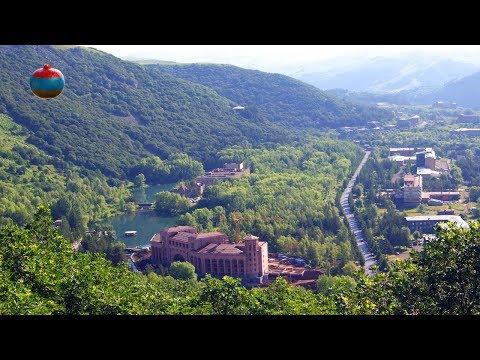 Армянские города: Джермук