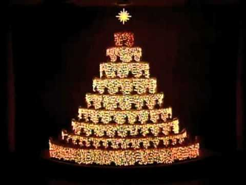 Living Christmas Tree.Living Christmas Tree Emmanuel Medley