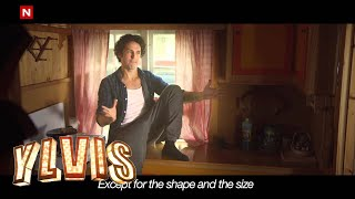 Ylvis - The Cabin [Official music video HD] thumbnail