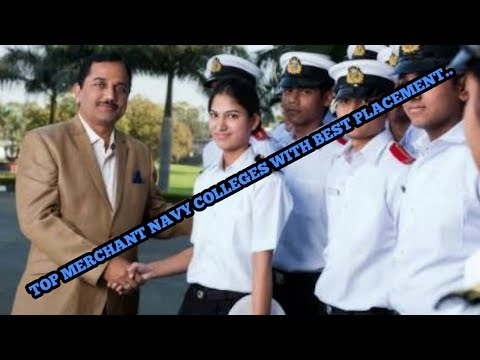Merchant navy top colleges with best placement...