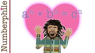 The Heart Of Fermat's Last Theorem - Numberphile
