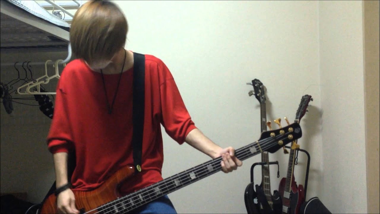 Blessthefall Promised Ones Bass cover