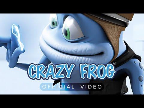 Смотреть клип Crazy Frog - The Flash