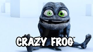 Смотреть клип Crazy Frog - The Flash (Official Video)