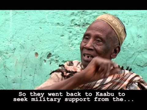 History of Kombo