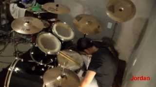 Slipknot - Vermillion Part 1 Drum Cover drum play-through