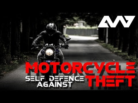 Motorcycle Theft Self Defence - Prevent Your Motorcycle Being Stolen With Simple Techniques