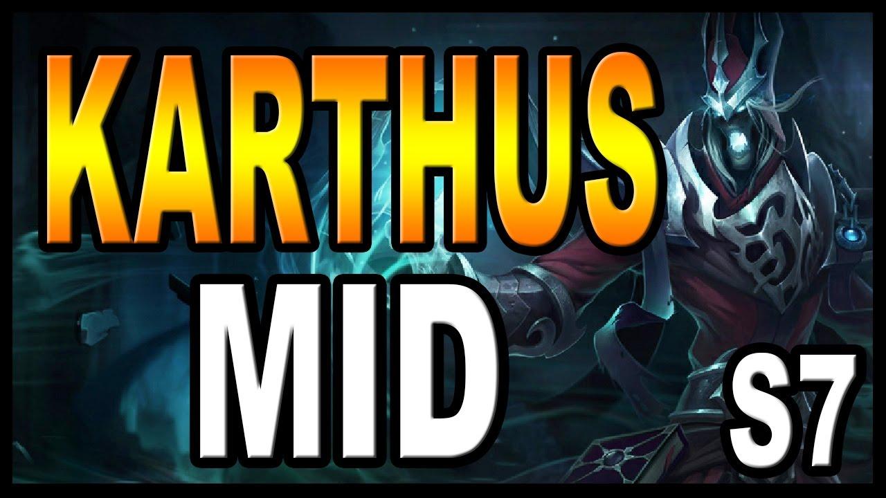 Karthus Build