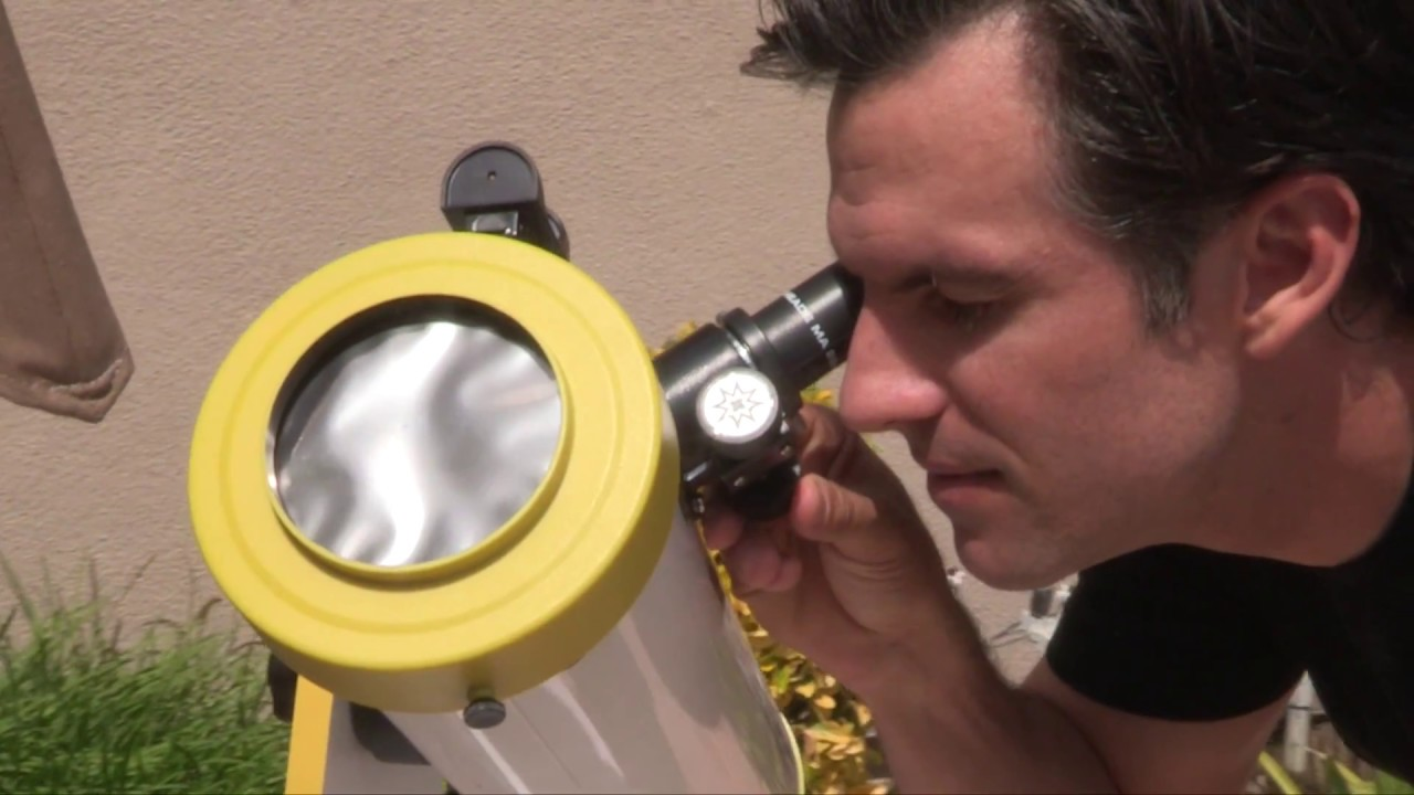 Eclipseview 76mm + Eclipseview Binoculars video thumbnail
