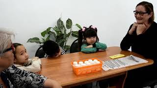 Артикуляционная гимнастика для детей с нарушениями речи