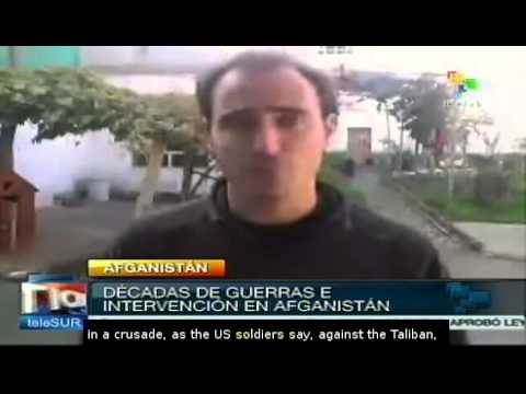 US invasion did not improve Afghan's daily lives