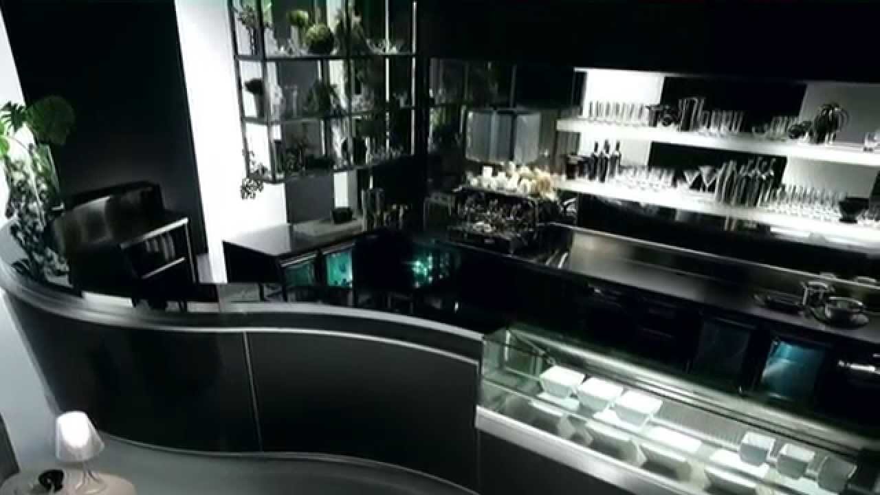 Arredo bar frigomeccanica zeronove con banco refrigerato youtube for Artic arredo bar