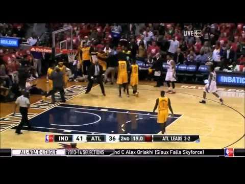 NBA-Fights-Playoffs 2014 HD
