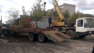 видео Гараж бетонний
