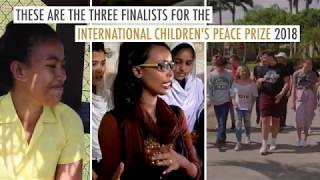 International Children's Peace Prize 2018 - Finalists