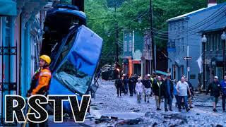 HORRIBLE: Se Cuentan las primeras víctimas de las Inundaciones en Maryland