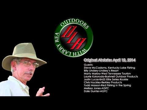 Outdoors with Larry Rea-April 12, 2014
