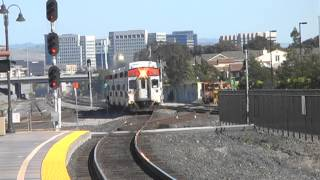 Trains - Santa Clara / Salinas, California, USA