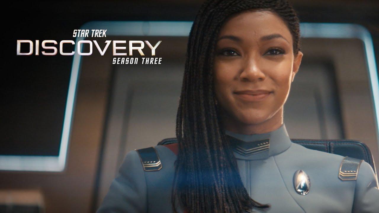 STAR TREK: DISCOVERY | Season 3 Now on Blu-ray™ and DVD | Paramount Movies