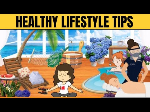 Health is Wealth - Healthy lifestyle Tips