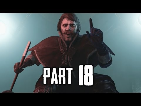 COLLAPSING! - Thief Gameplay Walkthrough Part 18 (PS4 XBOX ONE)