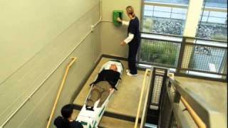 Stryker Bariatric Evacuation Slyde Demonstration