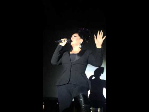 RUBOTS- Michelle Visage - singing Amy Winehouse