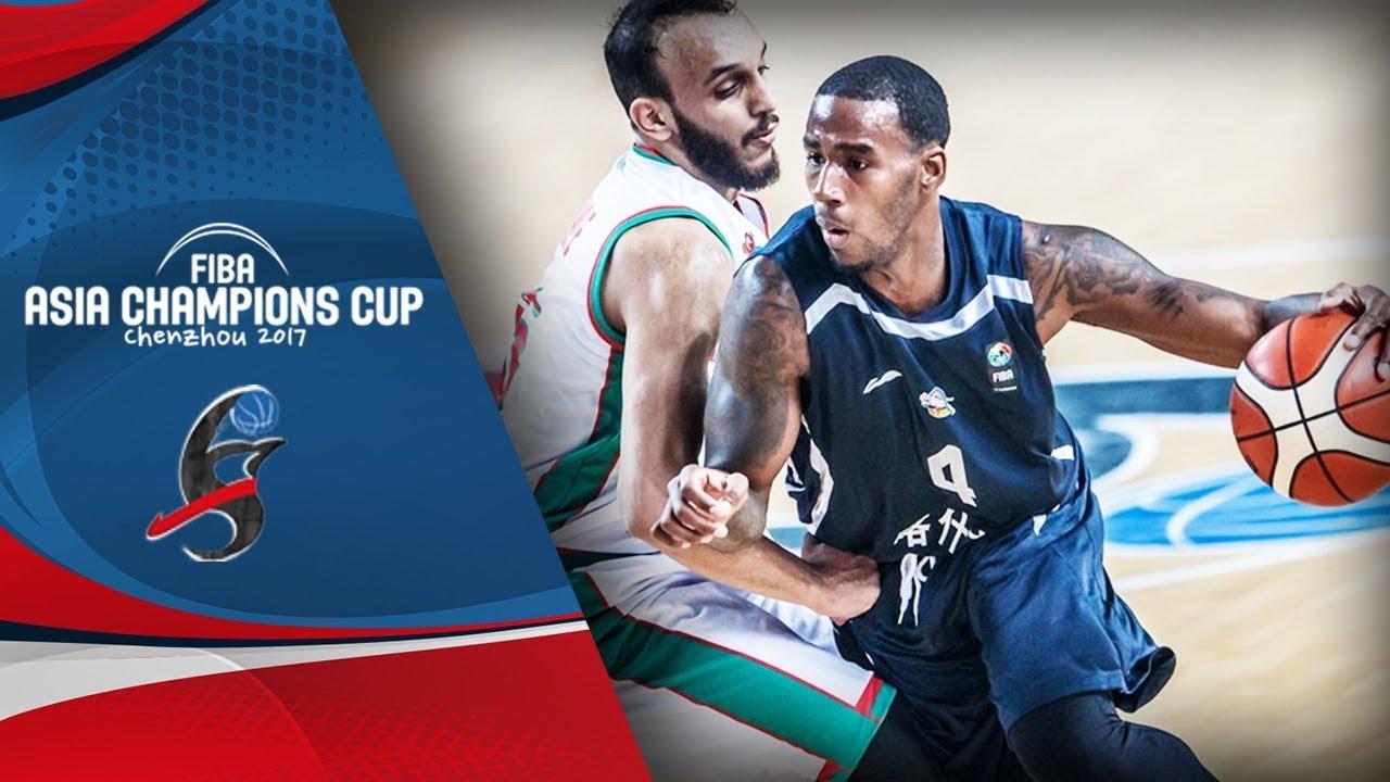 Shabab Al Ahli-Dubai (UAE) v China Kashgar (CHN) - Full Game - FIBA Asia Champions Cup 2017