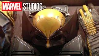 Deadpool Wolverine Marvel Reunion Clip 2020 Breakdown and X-Men Easter Eggs