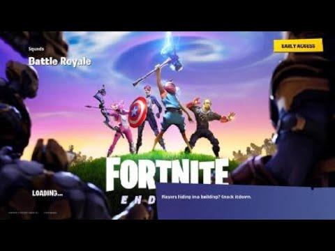 Fortnite|Glitch