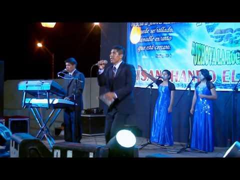 PROSIGO A LA META - OLAM SHADAI - EN VIVO HD - MUSICA CRISTIANA PERUANA - ALABANZA