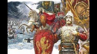 Александр Невский 3 Ледовое побоище