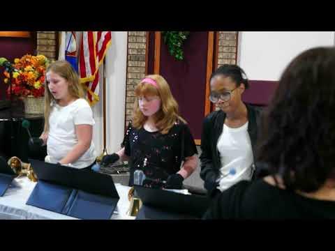 America the Beautiful by Elkhart Adventist Christian School Handbell Choir