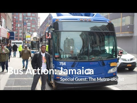 B.A.R. s1-3: Jamaica Bus Action (feat. The Metro-logist)