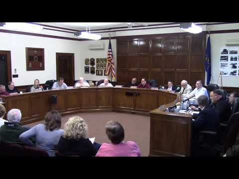 Munhall Borough - Council Meeting - 3/20/19