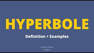 Hyperbole: Definition + Examples ⛰️