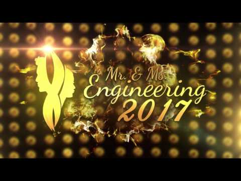 Mr. & Ms. Engineering 2017 - Pre-pageant Night