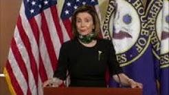 Pelosi pushes new virus relief bill ahead of vote