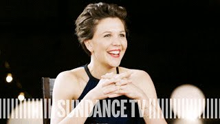 Maggie Gyllenhaal Faces Her Fears: Close Up With The Hollywood Reporter | SundanceTV