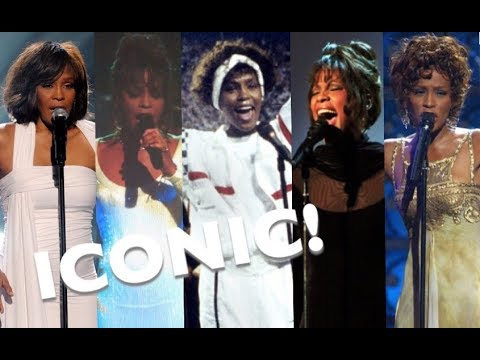 Whitney Houston - ICONIC PERFORMANCES! (Part 1)