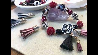 Stretch Bracelet 101 with Jesse James Beads