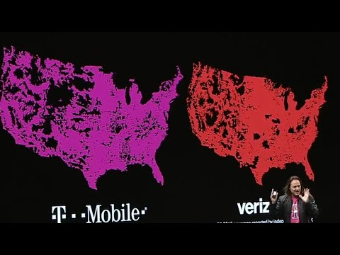 T-Mobile Vs Verizon LTE MID 2018 Speed Test Is Their Network Really Better?